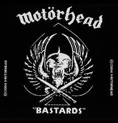 Motörhead-Tygmärke-bastard