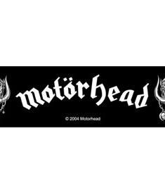 Motörhead-Tygmärke-Wings