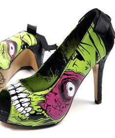 Iron Fist-Zombie Stomper