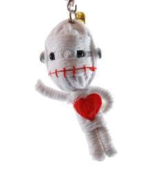Voodoo Dolls-Frankeinstein White