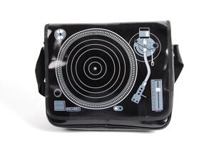 Väska-Vinyl Player-LDS