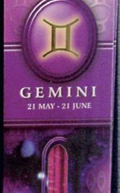 Agora Gifthouse - Gemini BA-15