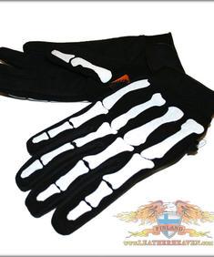 Handskar Skelett-LH