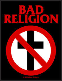 Bad Religion-patch-loggo
