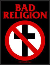 Bad Religion-patch-loggo
