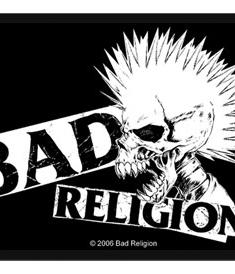 Bad Religion-Patch-Woven