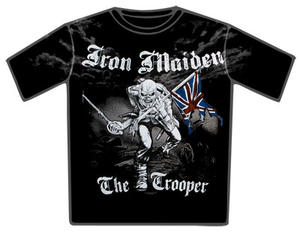 Iron Maiden-Skethed Trooper