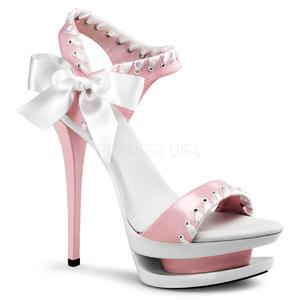 B. Pink Pat-Wht/Wht-B. Pink