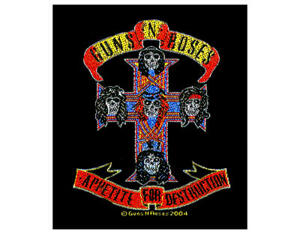 Guns N Roses-Apetite For Destruction Patch