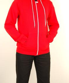 Criminal Damage-Skinny Hood-Red