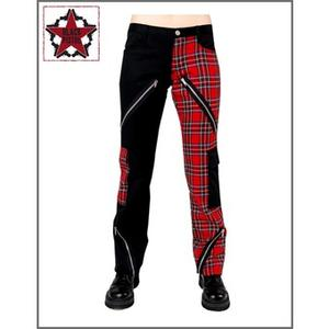 Freak Pants - Red Tartan