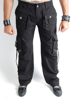 Byxor-Pocket Pants-QOD