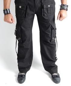 Byxor-Pocket Pants-QOD