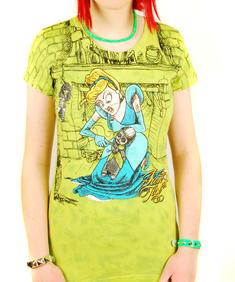 Iron Fist - Cinderella t-shirt