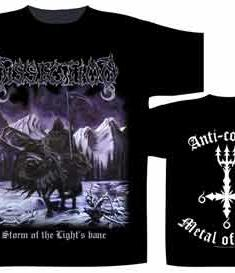 Dissection - Storm of the light´s bane