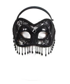 Facemask-Gothness With Pearls