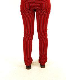 Mercy-Obey Striped Pants