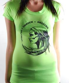 Cyberdog- T-shirt Gul
