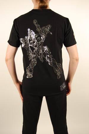 Cyberdog-Scribble Robot-Black/Silver