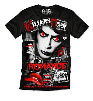 The horror,T-shirt