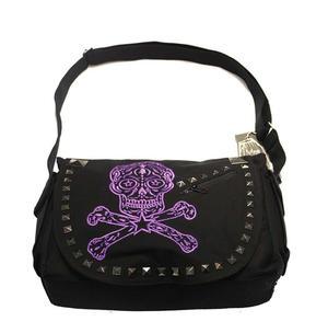 Living Dead Souls-Mexican Skull Handbag