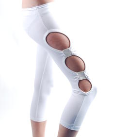Cyberdog-Leggings Attechment-Wht