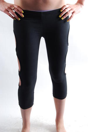 Cyberdog-Leggings Attechment-Blk