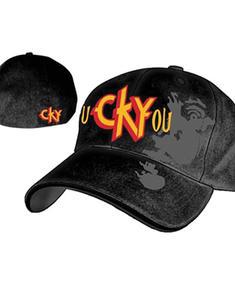CKY - FuCKYou Black Flex Cap