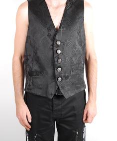 Raven-Goth Vest SDL