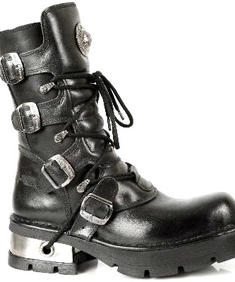 New Rock Shoes-Reactor Stud
