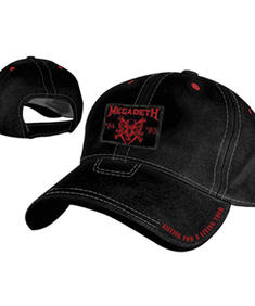 Megadeth - Kill For Liv Distr Adj Cap
