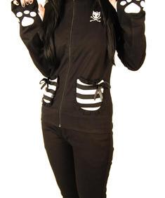 Poizen-Black Fever Hood