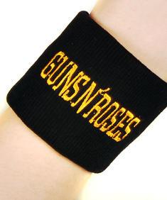 Guns n' Roses svettarmband