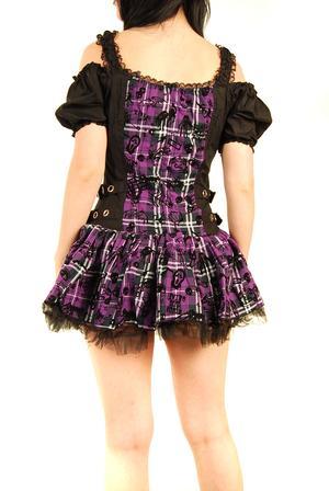 Living Dead Souls - Pretty Purple Lolita Dress