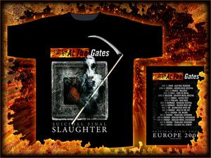 At The Gates-T-Shirt-Suicidal Final Slaughter