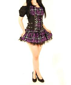 Living Dead Souls - Pretty Purple Lolita Dress